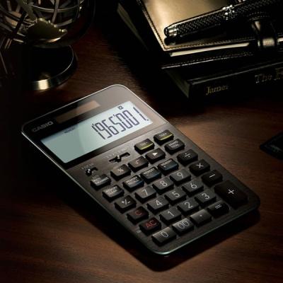 카시오 프리미엄 데스크용 계산기 S100 일본제조