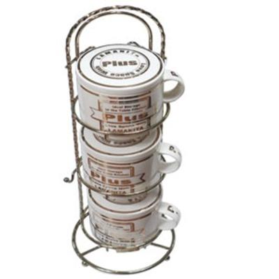 철기아트 밀폐용기 양념통 (대)3단 소스 양념 조미료