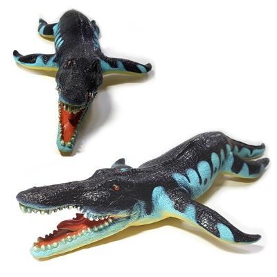 소프트 공룡 (대) 리오플레우로돈 모형 교육