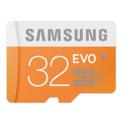 [삼성전자] EVO MicroSD 32GB CL10 스마트폰 블랙박스용