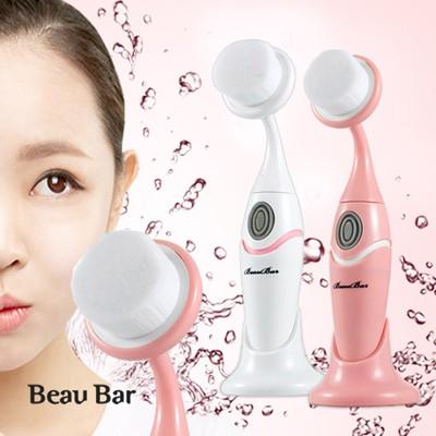 뷰바 3D 진동 모공 클렌징 브러쉬(리필1개포함), 미세모를 이용한 딥클렌징, 피부미인의 머스트해브 아이템