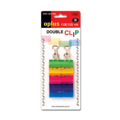 OPLUS더블크립세트(중) 95015