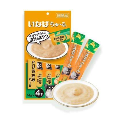 [D-104] 강아지츄르 닭가슴살 치즈 (4개입)