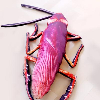 대형 바퀴벌레 쿠션 95cm 바디필로우 베개