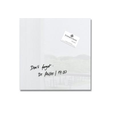 [Sigel] 30x30cm...특수 안전 유리의 인테리어 디자인보드-독일 지겔 마그네틱 글라스보드 GL158
