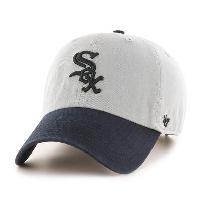 47브랜드 MLB모자 화이트삭스 그레이네이비 멀티
