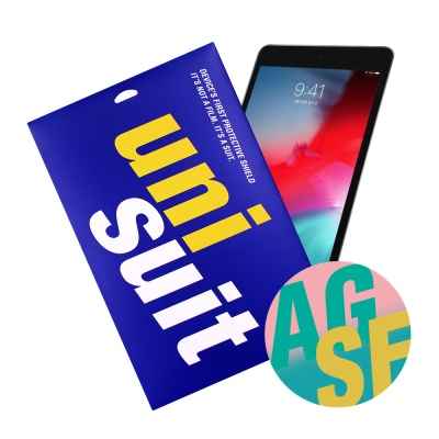 아이패드 미니5 LTE 저반사 1매+후면 서피스 2매