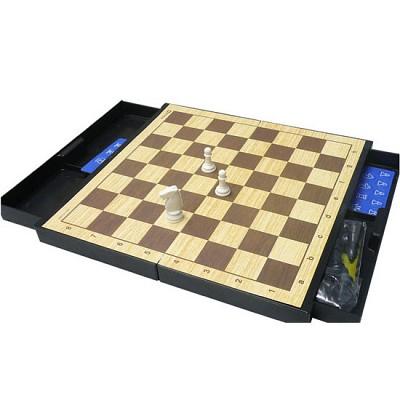 명인체스 M-210 자석체스 체스판 접이식체스판 명인랜드 휴대용 보드게임 당일발송 m210