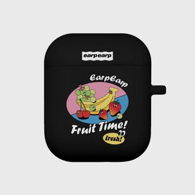 Fruit time-black(Air pods)