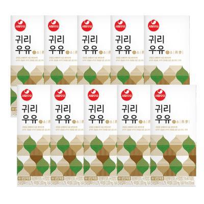 [서울우유] 귀리우유 190ml x 24