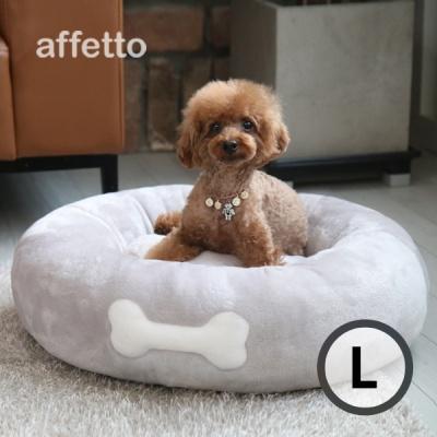 아페토 스탠다드 도넛방석 L (그레이)