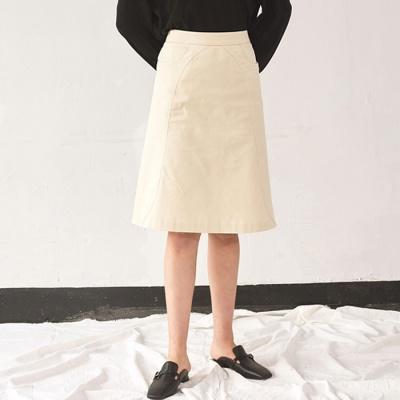 String Line Midi Skirt (BE)