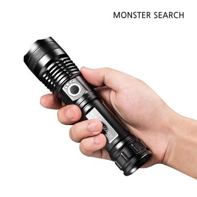 몬스터서치 초강력 LED 후레쉬 XHP70