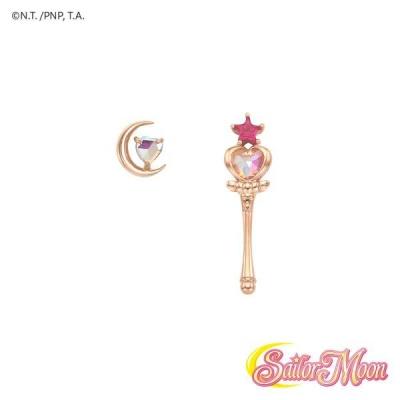 [오에스티] 미소녀 전사 세일러문 핑크문스틱 귀걸이