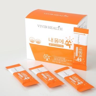 [비비드헬스]내몸에쏙 멀티비타민미네랄(30포)