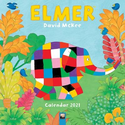 2021년 캘린더(FT) Elmer