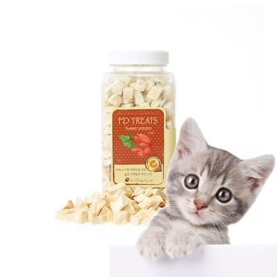 FD트릿 에프디트릿 고구마 85g 고양이간식 영양간식