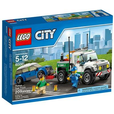 [레고 시티] 60081 픽업 견인트럭