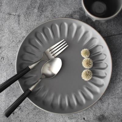 케라미카 바뎀 접시 중 - 6color