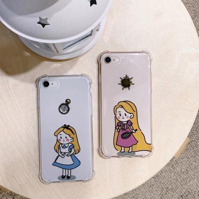 아이폰7/8 Princess03 방탄케이스