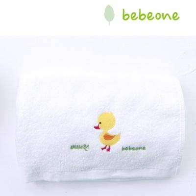 [베베원] 순면 목욕타올 무형광 유아 아기 출산 백일 돌선물