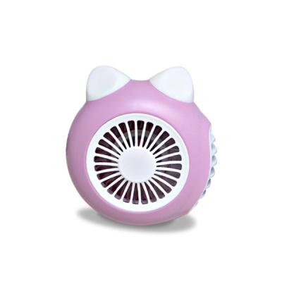 휴대용USB 미니선풍기 고양이/고동이(택1)