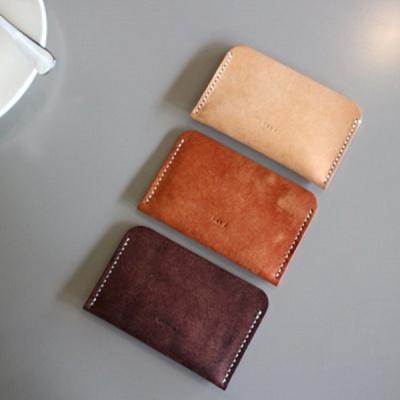 베지터블 가죽카드지갑