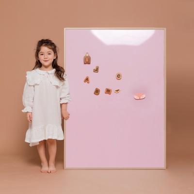릴리 원톤 M 핑크(N) 유아 자석 칠판 보드