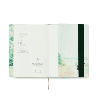 [공예가] 사계절 이야기 북커버