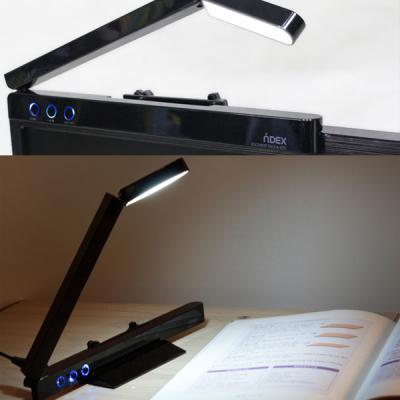 엔덱스 LED 스틱 스탠드 라이트 1+1