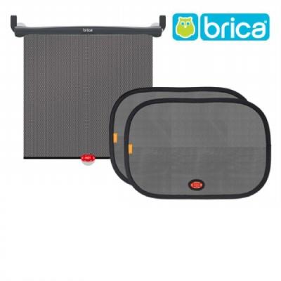 브리카) 온도감지 클링 쉐이드 + 온도감지 롤러 햇빛가리개