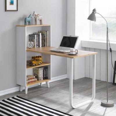 [히트디자인] 앙팡 2자 철다리 책상