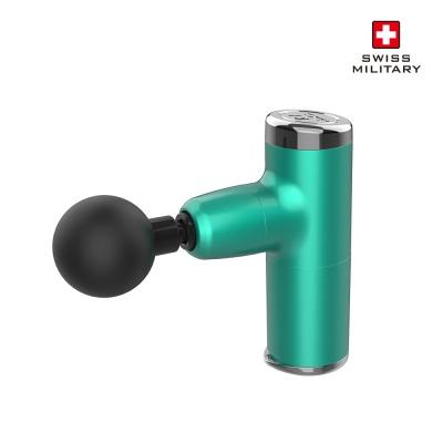 [스위스밀리터리] 임팩트 BLDC 초경량 마사지건