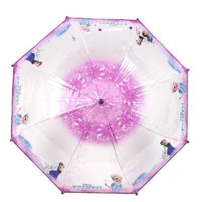 겨울왕국 스노우엘사투명47우산