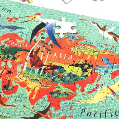 공룡 200피스 포스터 퍼즐 / 5세이상