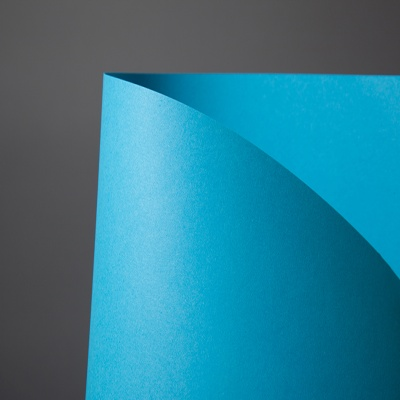 두성종이 칼라복사지 P54 연푸른색 A4 80g 25매포