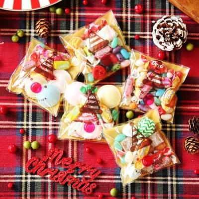 크리스마스 선물 포장지 (30개입) 눈사람