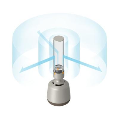 소니 LSPX-S2 오가닉 글래스 블루투스 스피커