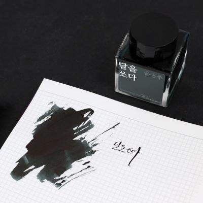 윤동주 달을 쏘다 잉크 30ml