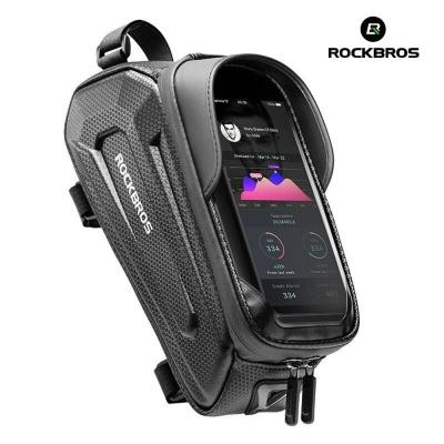 락브로스 자전거 프레임 핸드폰 스마트폰 가방 B68