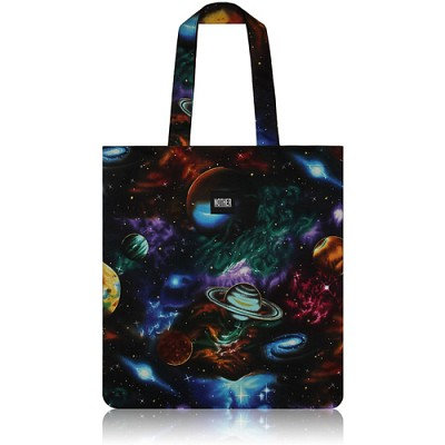 nother Outer Space Flat Tote / 나더 스페이스 플랫 토트백