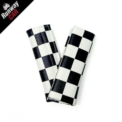 체스 고급가죽 안전벨트 커버 SET