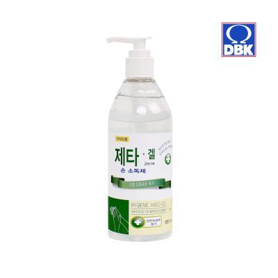 [제타]에탄올 62% 대용량 손소독 세정제 500ml