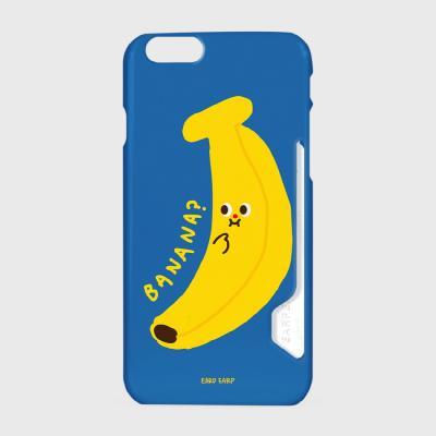 Im banana-blue(카드수납케이스)