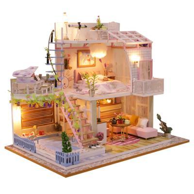 DIY 미니어처하우스 로망스 모드