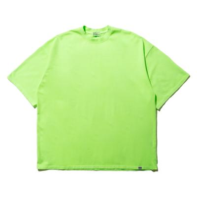 CB 피그 하프 티셔츠 (라이트그린)