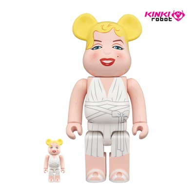 400%+100%BEARBRICK MARILYN MONROE(1911031)