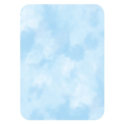 [현진아트] FHC폼아트하드롱 칼라-패턴 201구름 [장/1]  396846