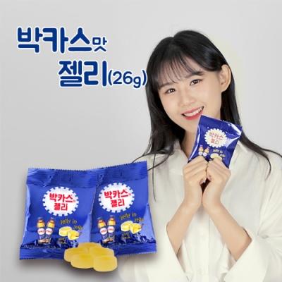 [피로회복] 동아제약 박카스 맛 젤리 26gX24개
