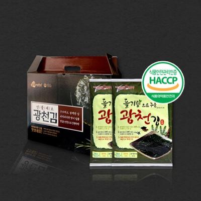 [삼육] 정성 광천 1호 선물세트